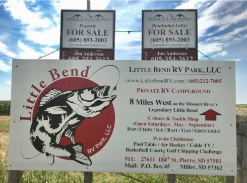 Little Bend Signs Pic